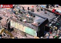 В Филадельфии рухнул дом