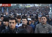 Ислам завоевывает Москву?