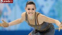 Аделина Сотникова: ледяная принцесса
