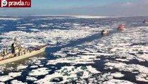 Арктика покроется российскими военными базами