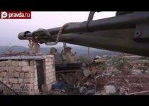 Турция ударила по сирийским боевикам