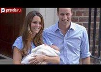 Королевская семья покрестит принца Георга