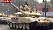 Обаму в Индии встретили российские танки