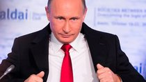 Путин рассказал о стратегии России на Ближнем Востоке