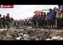 Крупная авиакатастрофа произошла в Лаосе