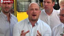 """""""Простые люди"""" с Украины требуют Майдан"""