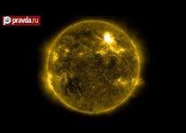 Вспышка на Солнце - мощнейшая за 9 лет