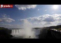 Когда исчезнет Ниагарский водопад?