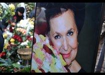 Похороны Галины Вишневской