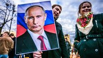 Россия за Путина: Каким видят президента граждане страны