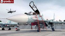 Российская база в Сирии — эксклюзив Pravda.Ru