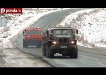 Дорога жизни от Урала до Югры