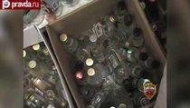 """Полиция накрыла магазин с """"элитным"""" алкоголем"""
